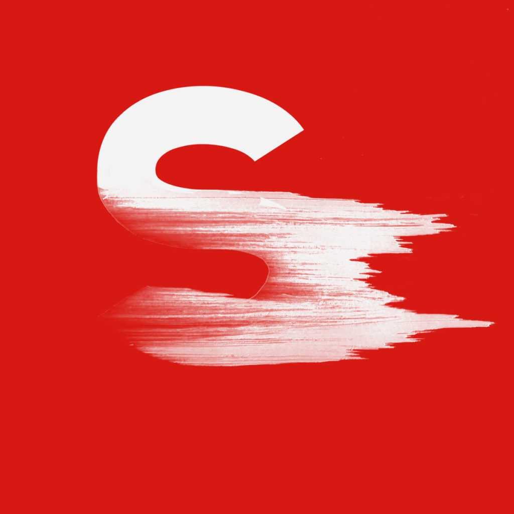 Affiche poster design graphique identé graphique direction artistique nantes maison maj