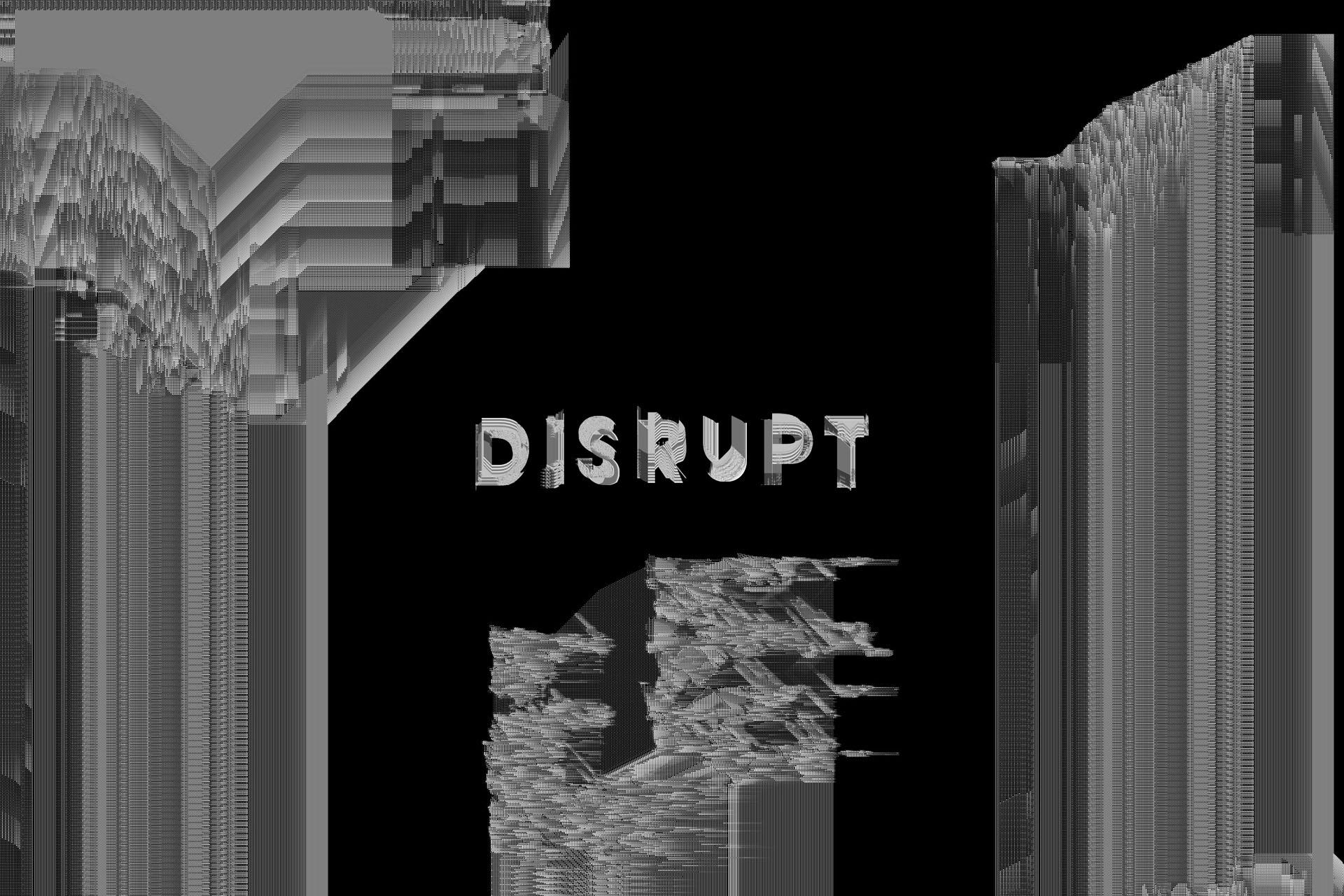 disrupt maison maj design graphique