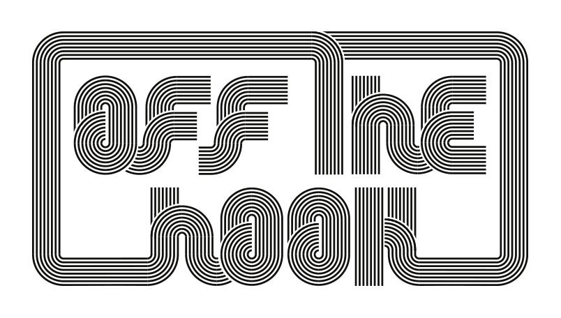 logo créer par maison maj nantes, identité graphique directin artistique typographie