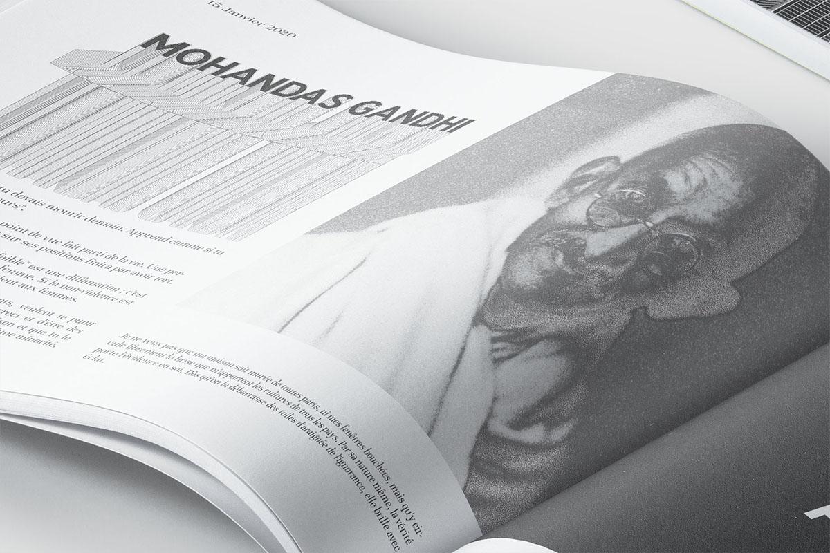 design graphique maison maj nantes identité visuelle typographie creation
