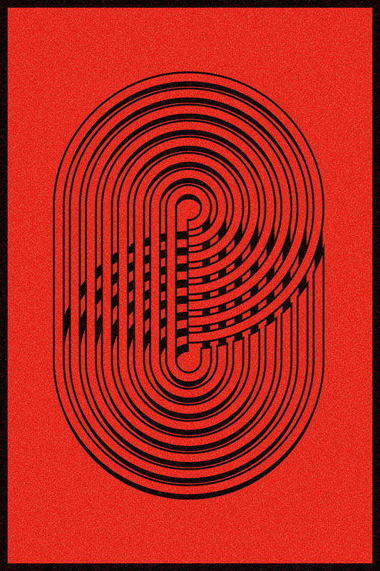 poster graphisme off the hook par mais on maj