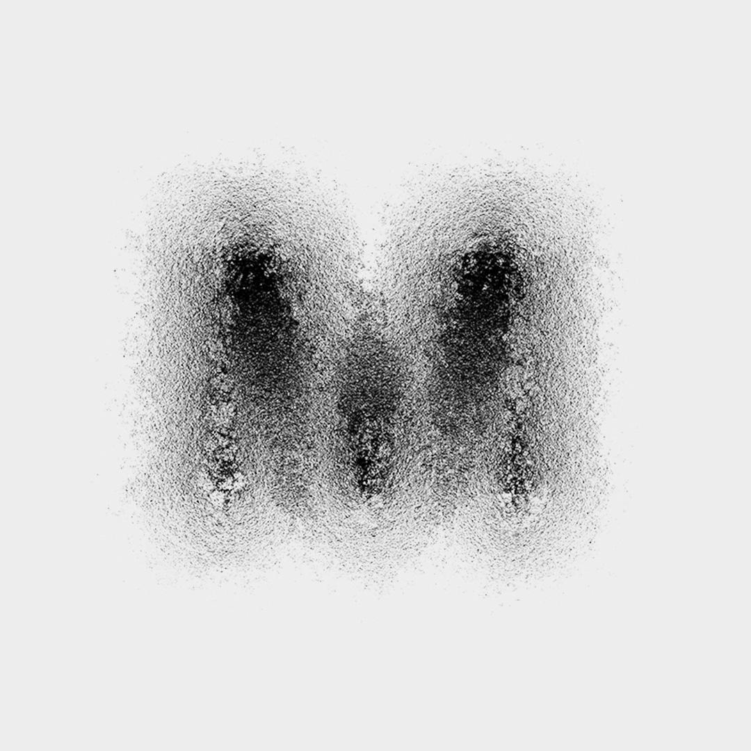 Noisy type maison Maj nantes typographiy identité graphique